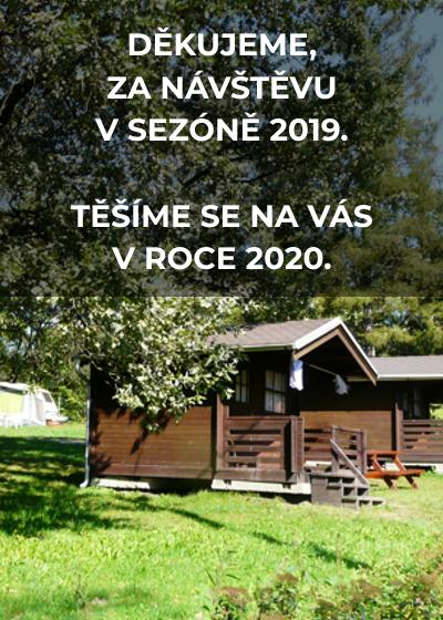 Sezona 2019 - poděkování